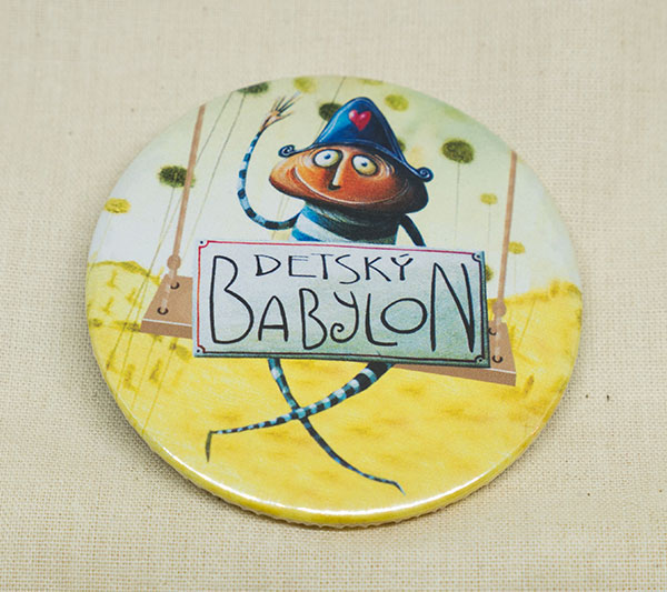 Odznak - Babylončan
