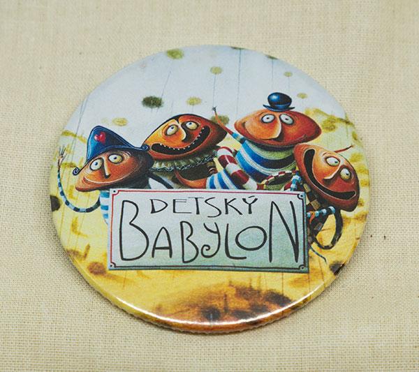 Odznak - Štyria Babylončania