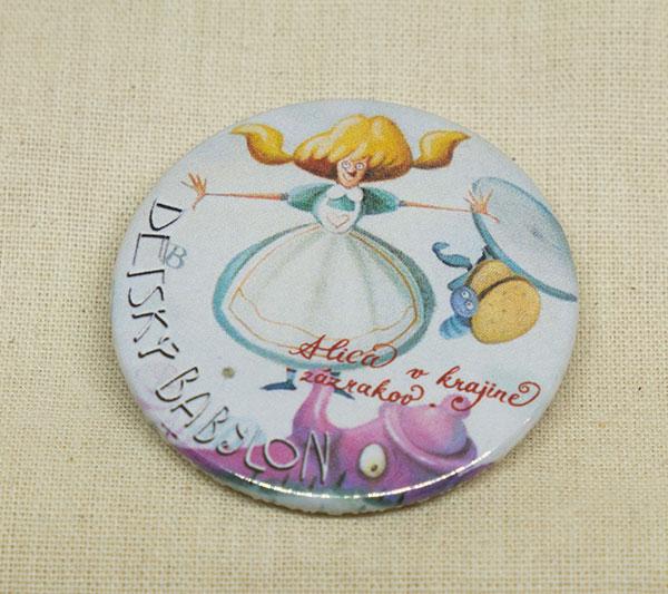 Odznak - Alica